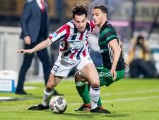 Willem II'er Haye vervolgt loopbaan bij Lecce