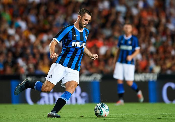 Stefan De Vrij speelt sinds vorig jaar voor Internazionale.