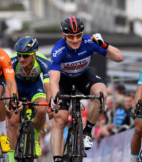 Greipel weer de snelste in Ronde van België