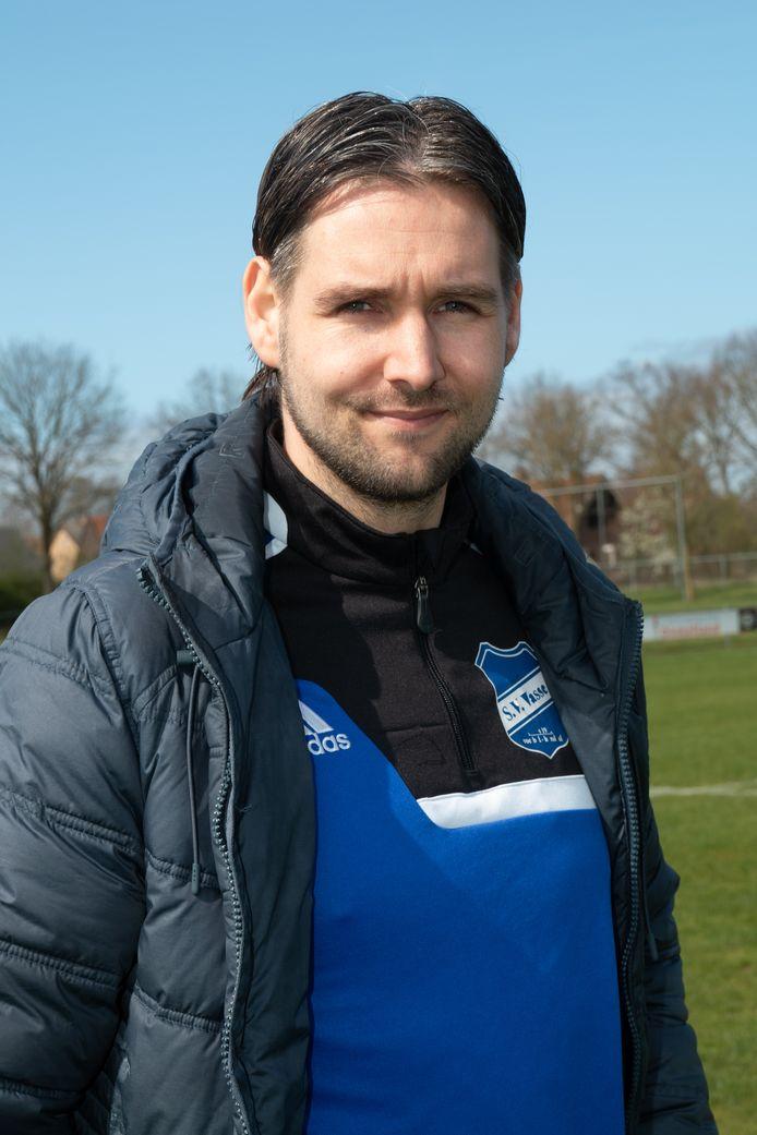 Vasse-coach Mark Bolink.