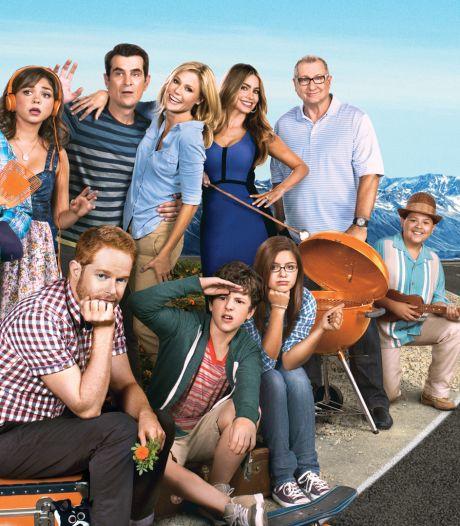 'Modern Family stopt na tien seizoenen'