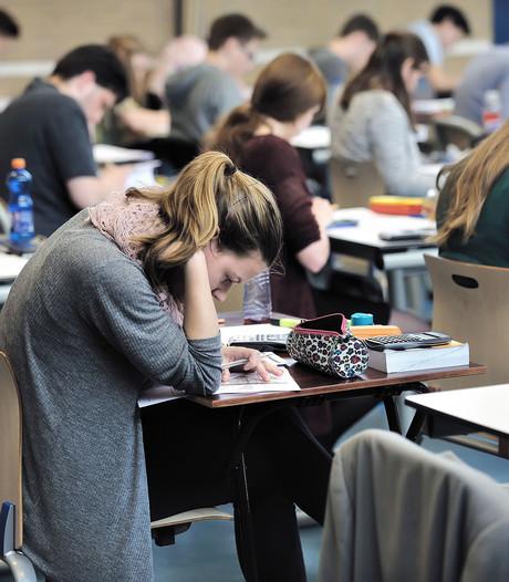 Alleen op KSE meer aanmeldingen van scholieren, opnieuw daling op Markland College