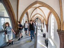 Eerste studiestappen op gewijde grond in fascinerende Heilig Hartkerk in Deventer