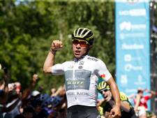 Ewan pakt leiderstrui na zege in tweede etappe Tour Down Under
