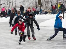 Nieuwe schaatsbaan op sportpark Zuid in Aalten