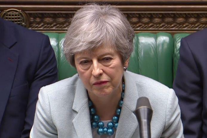 De leiders van de EU-landen gaven May vorige week een uitstel van de brexit tot 22 mei als ze het akkoord over de scheidingsvoorwaarden door het Britse parlement krijgt.