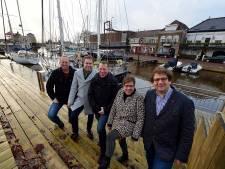 Dit is het nieuwe bestuur van het Retail Platform Steenbergen