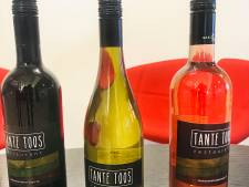 Restaurant Tante Toos gaat Capelse wijn schenken