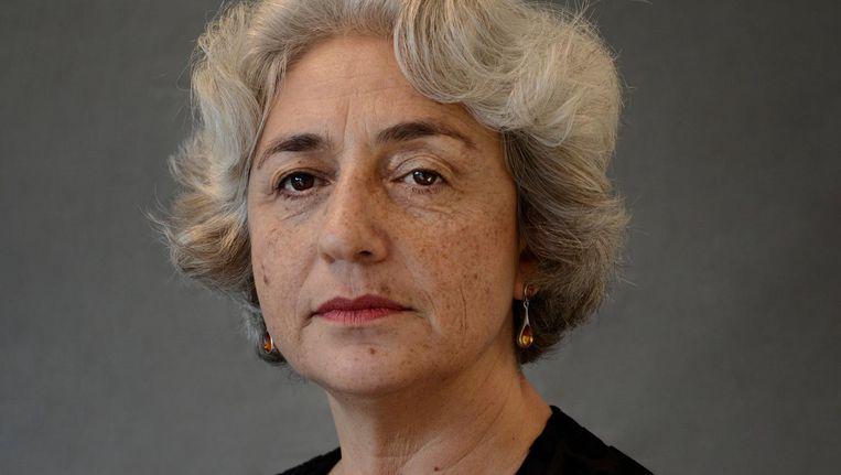 Farah Karimi, director Oxfam Novib. Beeld null