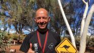 Guy (54) uit Emblem wordt derde in ultramarathon in Australië