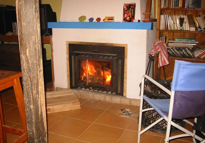 L'intérieur de la maison dans laquelle le nouveau suspect numéro 1 de l'affaire Maddie a résidé en Algarve, au Portugal