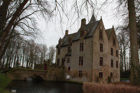 Het kasteel van Beauvoorde.