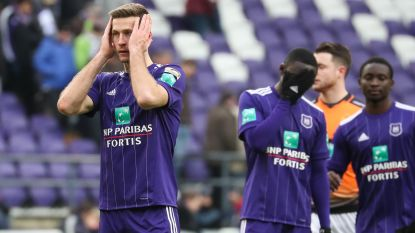 Herbeleef hoe Anderlecht kostbare punten laat liggen tegen hekkensluiter