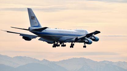 Nieuwe koelkasten voor Amerikaanse presidentiële vliegtuig kosten 24 miljoen dollar