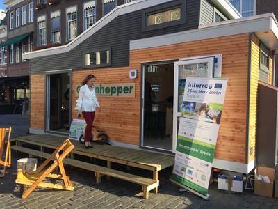 Greenhopper kan blijven rijden in Breda maar subsidie blijft beperkt