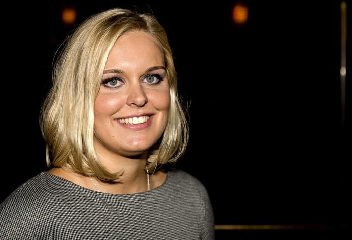 Sharon van Rouwendaal op archiefbeeld.