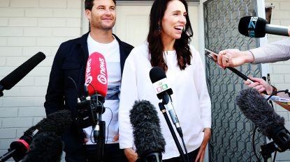 Nieuw-Zeelandse premier Jacinda Ardern (37) zwanger