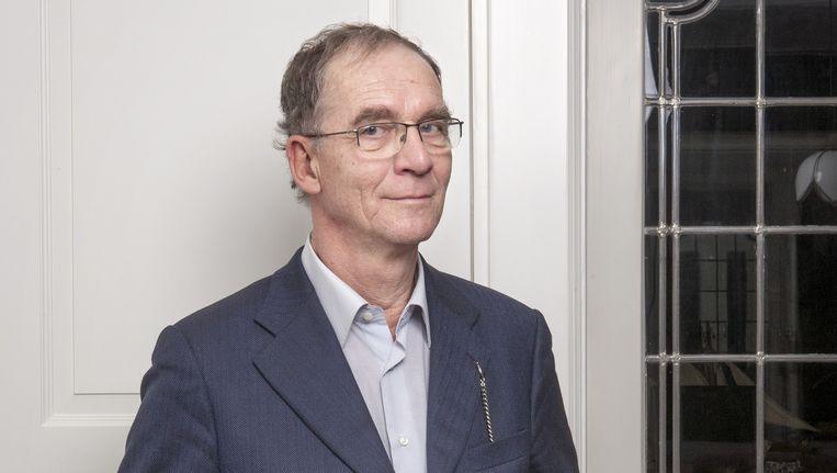 Socioloog en onderwijsdeskundige Jaap Dronkers Beeld Jorgen Caris