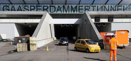 A9 tussen Diemen en Holendrecht dit weekend afgesloten