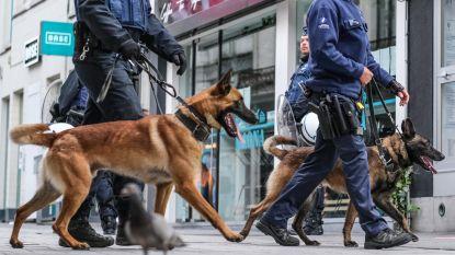 """""""We laten ons niet verdelen, Kortrijk is Brussel niet"""": politie sluit winkelstraten af na oproep tot plunderen"""