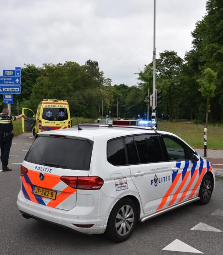 Scooterrijder gewond bij aanrijding met auto op kruising in Nijmegen
