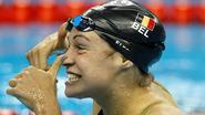 Lecluyse doet ook Belgisch record 200m schoolslag sneuvelen
