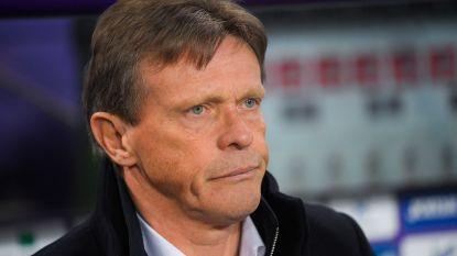 Ervaring en niet bang om met jonge talenten te werken: Racing Genk praat met Frank Vercauteren
