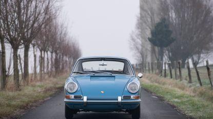 Gevonden in een Franse schuur, nu te koop voor 600.000 euro: Bruggeling mikt hoog met exclusieve Porsche