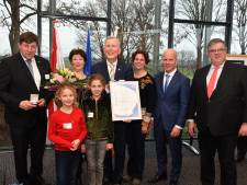 Theo Giesbers uit Groesbeek krijgt Euregio-penning