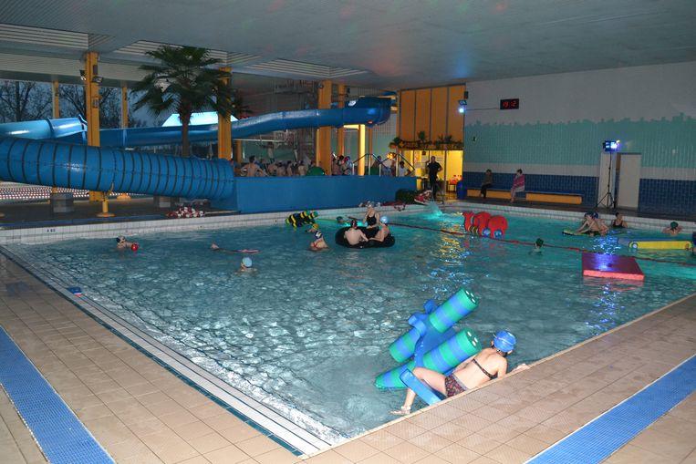 Het zwembad in Aarschot gaat weer open, weliswaar gefaseerd.