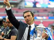 Conte: Ik zal altijd van de fans en deze club blijven houden