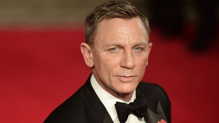 Daniel Craig jaagt als James Bond ook in 'Spectre' weer op de slechteriken. Beeld afp