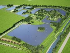 Grootse plannen met De Slingelandse Plassen: 'We maken er het Central Park van Zuid-Holland van'