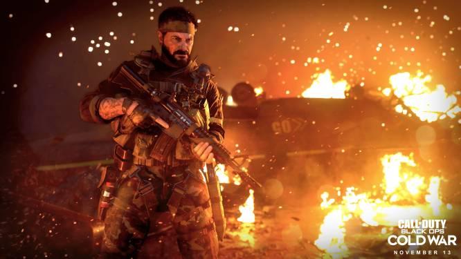 PlayStation 4-spelers kunnen dit weekend de nieuwe 'Call of Duty' uitproberen