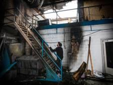 Grote brand in bedrijfspand: 'Ik dacht: daar gaat mijn bedrijf, het is einde verhaal'