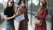 De Krook is vandaag een filmset en bezoekers 'die in de weg liepen' zijn figurant