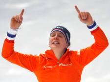 Wüst wereldkampioene 1500 meter: 'Dit is de allermooiste'