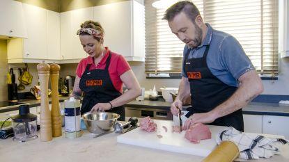 Oudste duo neemt topchefs mee op wereldreis in 'Mijn keuken mijn restaurant'