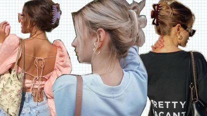Big is beautiful: XL-haarklemmen zijn opnieuw hot deze zomer (en deze 8 shoppen wij!)