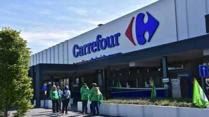 Ook zaterdag 17 hypermarkten Carrefour dicht door staking