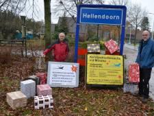 Comité gaat voor 650 kerstpakketten voor Hellendoornse minima