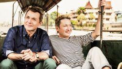 """Luc Appermont en Bart Kaëll nemen samen single op: """"Eerste en laatste keer"""""""