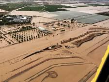 Eddie (67) uit Hoogerheide in Spaans overstromingsgebied: 'De schade is enorm'