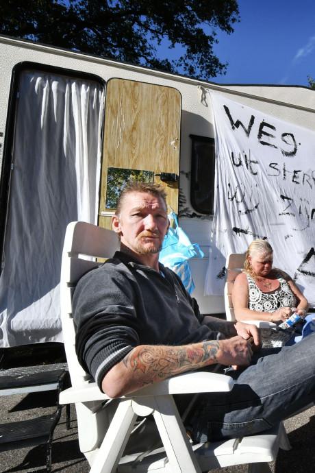 Zoektocht naar noodplaatsen voor woonwagenbewoners in Enschede