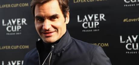 VIDEO: Federer kijkt uit naar samenspel met Nadal bij 'Ryder Cup van tennis'