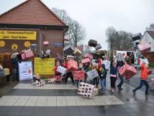 Kerstpakkettenactie in Hellendoorn begonnen