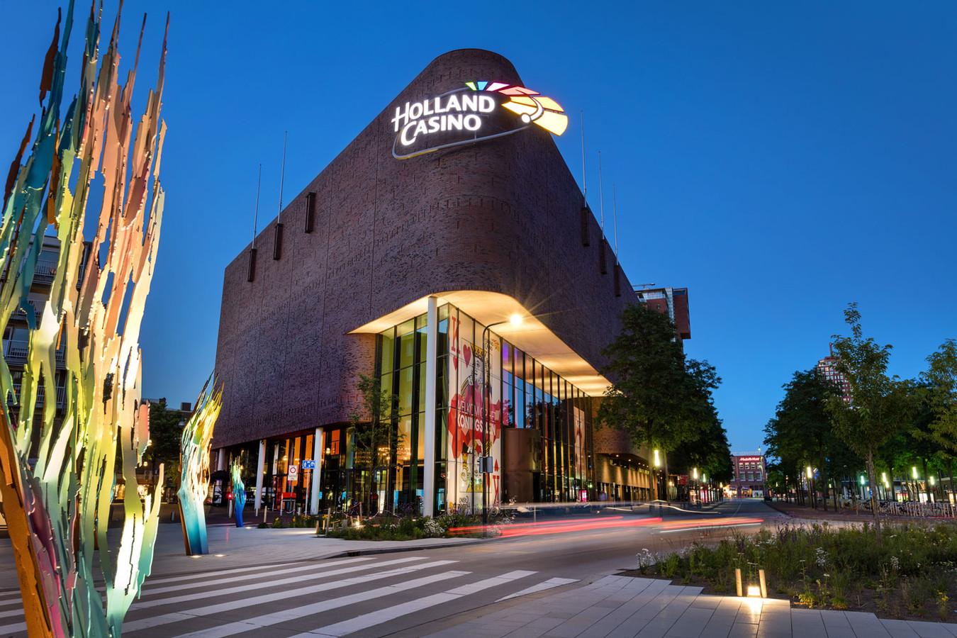 Holland Casino Enschede.