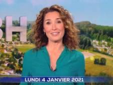 Le touchant message de Marie-Sophie Lacarrau lors de son premier JT de 13h sur TF1