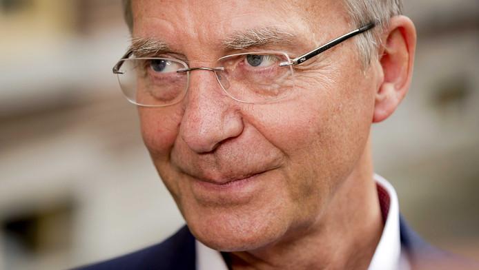 Minister Kamp verleende eerder al wel een vergunning voor gaswinning bij Woerden.