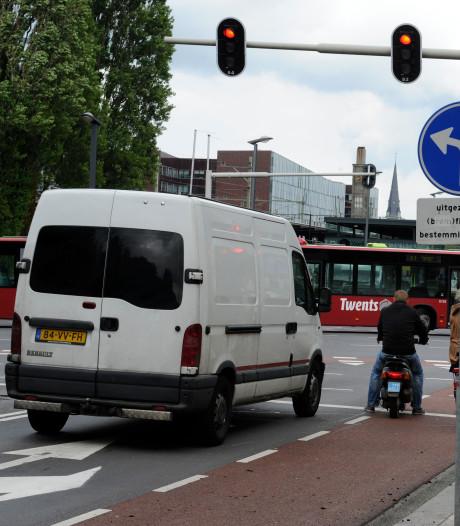 Twentse steden willen bestelbusjes in de ban doen, tijd voor de vrachtfiets